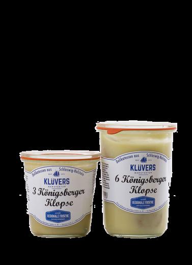 Klüvers Königsberger Klopse