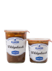 Klüvers Wildgulasch 690g