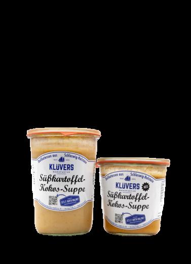 Klüvers Süßkartoffel-Kokos-Suppe
